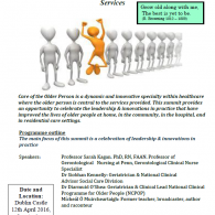 Image for Celebrating Leadership & Innovations in Older Peoples Services