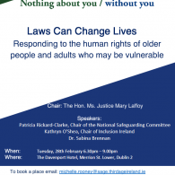 'Laws Can Change Lives' Image