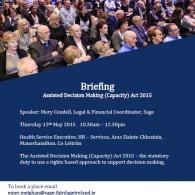 Briefing on ADM(C) Act 2015 Co. Leitrim Image