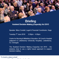 Image for Briefing on ADM(C) Act 2015 Donegal Afternoon Session