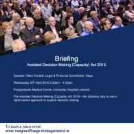 Briefing on ADM(C) Act 2015 Limerick Image