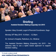 Briefing on ADM(C) Act 2015 Co. Wicklow Image