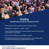 Image for Briefing on ADM(C) Act 2015 Mayo Institute of Technology