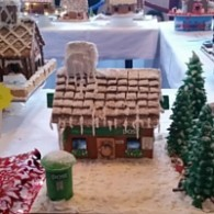 Gingerbread Village Decorating Competition Image