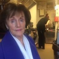 Meet Marie Bradley, Failte Isteach volunteer Image