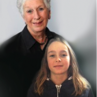 Grandparents and grandchildren: Meet Anne and Trinity Image