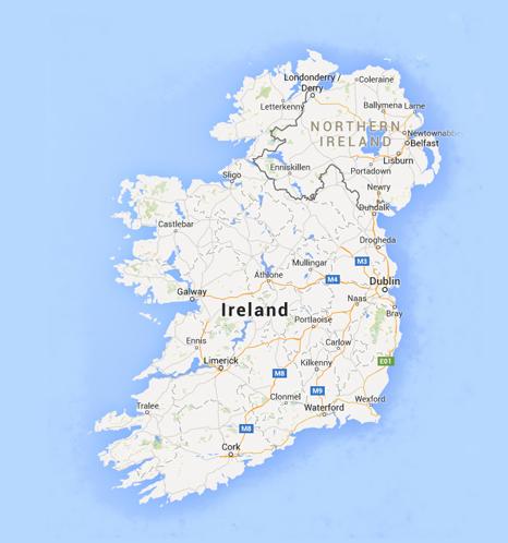 Failte Isteach Locations